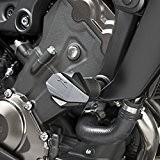 Roulettes de protection Puig R12 Yamaha MT-09 2017 noir