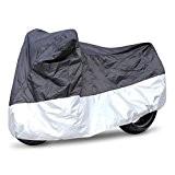 Rupse - Housse de Protection Waterproof étanche pour Moto Scooter 265x105x125cm