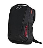 Sac A Dos Alpinestars City Hunter Back Pack Noir/Rouge Unique