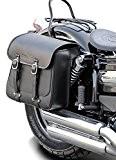 """'Sacoche de selle """"Seattle 17L droits Page (Amortisseur enregistrement) pour Harley Davidson Dyna"""