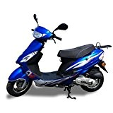 SCOOTER 50CC GROSSES ROUES 12 POUCES YIYING YY50QT