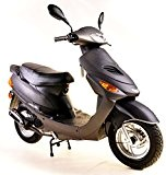 Scooter Beat box 50cc coloris noir mat