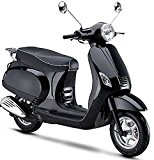 Scooter New Retro 50cc ZN50QT30A Noir