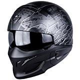 Scorpion - Exo-Combat Ratnik - Casque moto, couleur noir mat, taille L