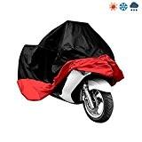 Sel Natural Housse de Protection Waterproof étanche pour moto / vélo Couverture extérieur contre la pluie, la neige, la poussière ...