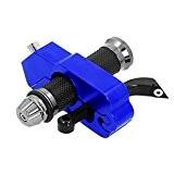 Serrure levier de frein Piaggio MP3 500 Business/ LT bleu