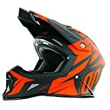 SHOT RACE GEAR - Casque cross Shot STRIKER EXOD NEON ORANGE MAT - SHOT 2017 orange fluo 59/60 =L