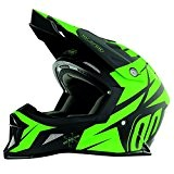 SHOT RACE GEAR - Casque cross Shot STRIKER EXOD NEON VERT MAT - SHOT 2017 vert fluo 59/60 =L