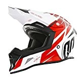 SHOT RACE GEAR - Casque cross Shot STRIKER EXOD ROUGE - SHOT 2017 rouge 59/60 =L