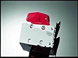 Support de plaque immatriculation LUCAS avec éclairage feux stop intégré
