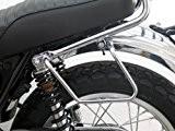 Support Ecarteurs de Sacoches cavalières Fehling Kawasaki W 650 99-06