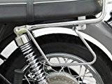 Support Ecarteurs de Sacoches cavalières Fehling Triumph Bonneville T100 05-16