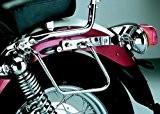 Support Ecarteurs de Sacoches cavalières Fehling Yamaha XV 535 Virago 88-98