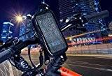 Support téléphone moto, support téléphone vélo, support moto smartphone, support portable vélo, support vélo du guidon avec étui étanche pour ...