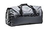 SW MOTECH sac de selle moto Drybag 600 bâche grise/noire imperméable 60 l