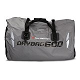 SW Motech Sacoche de Selle Passager Moto Drybag 600 Anthracite/ Noir, 60 litres, Étanche