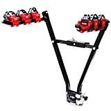 SWT 3 vélos Fixation arrière de voiture porte-vélos