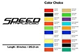 Triumph Speed Triple 1050 Motorcycle Sticker Stripe Decal Superbike GR
