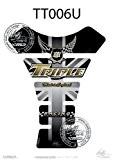 Triumph Street Triple/Vitesse Universel pour Pad Tankpad motografix Gel 3D Protection d'écran