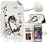 Vandot Housse pour Sony Xperia XA Coque PU Cuir Portefeuille Case Cas Skin Swag Smartphone Accessories Sony Xperia XA Etui ...