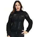 Veste de moto Pour femme approuvée CE AGVSport Celle (L)