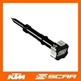 VIS DE RICHESSE CARBURATEUR KEIHIN FCR NOIR KTM SXF SX-F EXCF EXC-F 250 450 SCAR