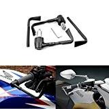 ViZe 7/8'' 22mm Protection de Frein et de Levier Bout de Guidon CNC Pour Honda KTM Kawasaki Suzuki Street Bikes ...