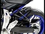 Yamaha MT-0714–15/XSR70016Filet pour garde-boue Carbone Bleu