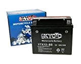 YTX12-BS BATTERIE MOTO SCOOTER KYOTO APRILIA SCARABEO LIGHT 200 125