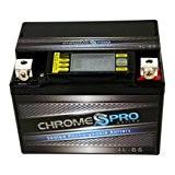 YTX4L-BS iGel Scooter Batterie pour Hyosung 50cc SF50 Prima